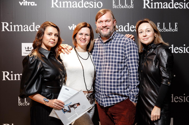 Салон Rimadesio успешно работает уже более года