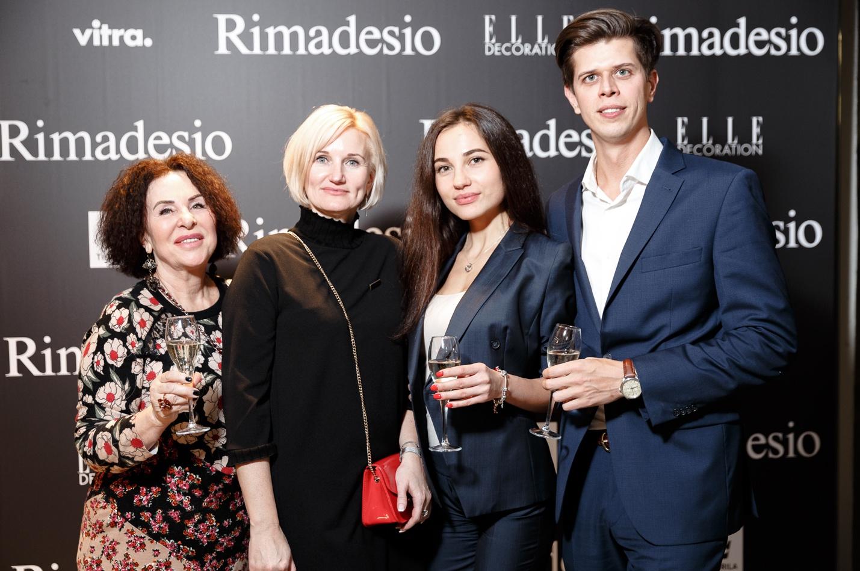 Наши гости на официальном открытии салона Rimadesio